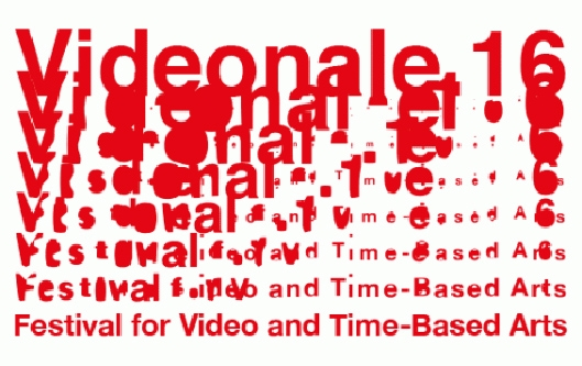 VIDEONALE.16 - Festival for Video and Time-Based Arts